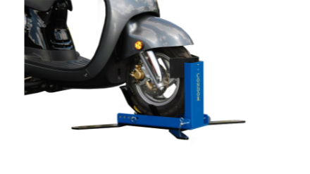 Scooter Chock Floor Adapter